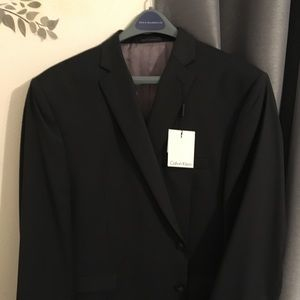 Calvin Klein suit separate top